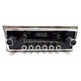 Radio Original Jandal Ultrasonic Galaxie Landau F100 Ford