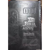 Biblia Tanaj Completa En 3 Tomos. Hebreo Español.