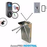 Kit De Control De Acceso Para Gimnasios Con Torniquete.