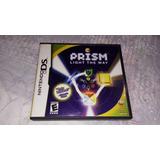 Prism Light The Way Completo Original Nintendo Ds Americano