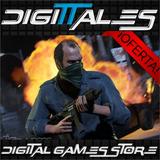 Grand Theft Auto V Gta 5 Ps4 - Digittales