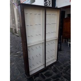Antiguo Mueble Repisa De Farmacia Cedro