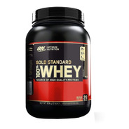 Proteína Optimun Nutrition Whey 2 Lb On Gold Standard Tono Muscular Rendimiento Recuperación Importada Usa