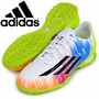 Zapato De Fútbol Sala, Microtacos Adidas F10 Messi