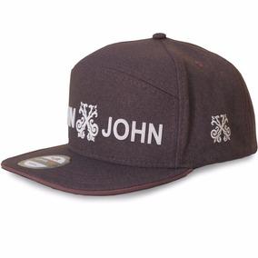 Boné Chapéu John John Aba Reta