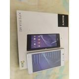 Sony M2 Color Blanco . Libre. $2799 Con Envío.
