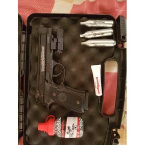 Pistola De Gas Tipo Pietro Berreta
