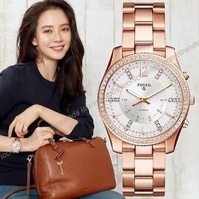 Reloj Fossil Hibrido Smartwatch Ultima Tecnologia En Relojes