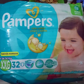Pañal Desechable Pampers Talla Xxg-32