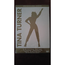 Tina Turner 4dvd Box Set