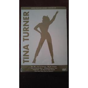 Tina Turner 4dvd Box Set