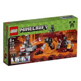 Minecraft Lego The Wither Art. 21126 318 Piezas