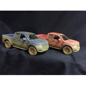 Camioneta Ford F 150 Svt 2 Raptor Súper Crew 4x 4 Esc 1/46