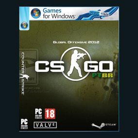 Cs-go - Counter-strike - Pc - Notebook - Desktop - Steam