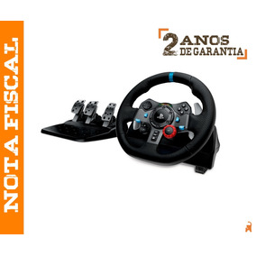 Volante Logitech G29 Driving Force Ps3/ps4/pc - Nota Fiscal