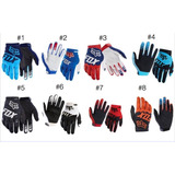 Guantes Ciclismo Fox / 100% / Troy Lee