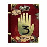 Diario Gravity Falls 3 Serie Tv 288 Pág Inglés Ent. Inmediat