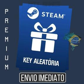 Jogo Premium Aleatório Steam Key Pc