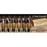 Entradas Les Luthiers Gran Rex Platea Fila 1 Viernes 26/1/18
