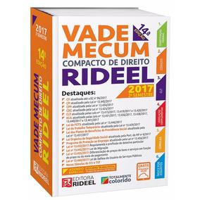 Vade Mecum Compacto Rideel 2017/ Segundo Semestre