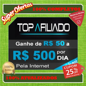 Top Afiliado 2.0- Cris Franklin+ Atualizações E Brindes