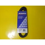 Correa Única Chevrolet Luv Dmax 3.5 6 Cil Original Acdelco