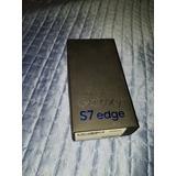 Galaxy S7 Edge Dual Chip Dourado