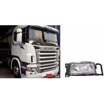 Farol Caminhão Scania R/p/t 124 Le Orgus Serie 4 E 5
