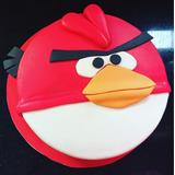 Tortas Decoradas Angry Birds
