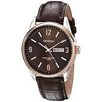 Reloj Armitron 20/5048bntrbn ¡nuevo, Original, Elegante!