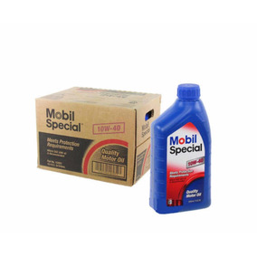 Aceite Mobil 10w40 Mineral