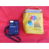 Antigua Camara Fotos Instantanea Kodak 250 Polaroid
