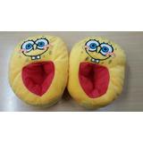 Pantuflas Bob Esponja Super Divertidas Minions !!