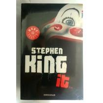 Libro Eso - It De Stephen King + Envío Gratis Dhl -aul-