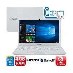 Notebook Samsung Essentials E34 300e5k-kf2 Core I3 4gb 1tb