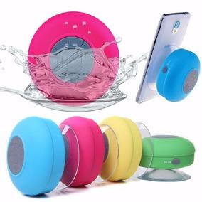 Bocina Bluetooth Bts-06 Resistente Al Agua