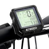 Enkeeo Wired Bike Computer Bicicleta Velocíme + Envio Gratis
