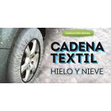 Cadena Nieve Hielo Textil Sr33 Ct520 Reforzada
