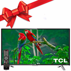 Tv Led Tcl Smart 32 Hd Wifi Isdbt Doble Control Regalo !