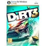 Dirt 3 Juego Para Pc Digital Codigo Steam