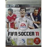 Ps3 Fifa Soccer 11 $95 Pesos - Seminuevo - Vendo / Cambio