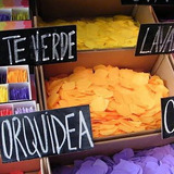 Pétalos De Jabón X1 Té Verde (naranja) - Belgrano