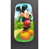 Capa Para Celular Nokia Asha 202 Mickey