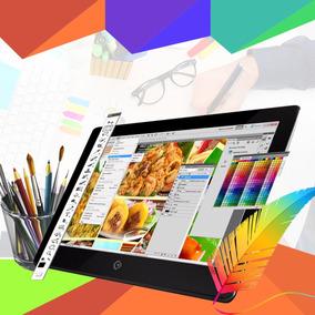 Diseño Gráfico Tarjeta De Presentación Color Ambos Lados