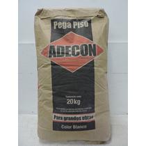 Pega Azulejo Adecon Perdura De 20 Kg Blanco