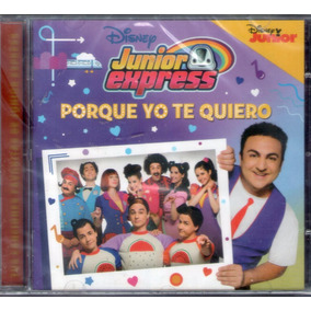 Topa Junior Express Lote De 4 Cds Sellados 100 % Originales