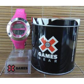 Relógio Feminino X Games Mod: Xfppd034 Bxrr ( Nf)