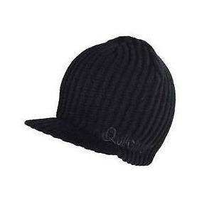Gorro Quiksilver Beanie Black Original Unitalla Hombre