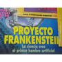 Revista Enciclopedia Popular Proyecto Frankestein Hombres Lo