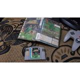 Futebol Japonês Konami Para O Nintendo 64 Com Caixa A1